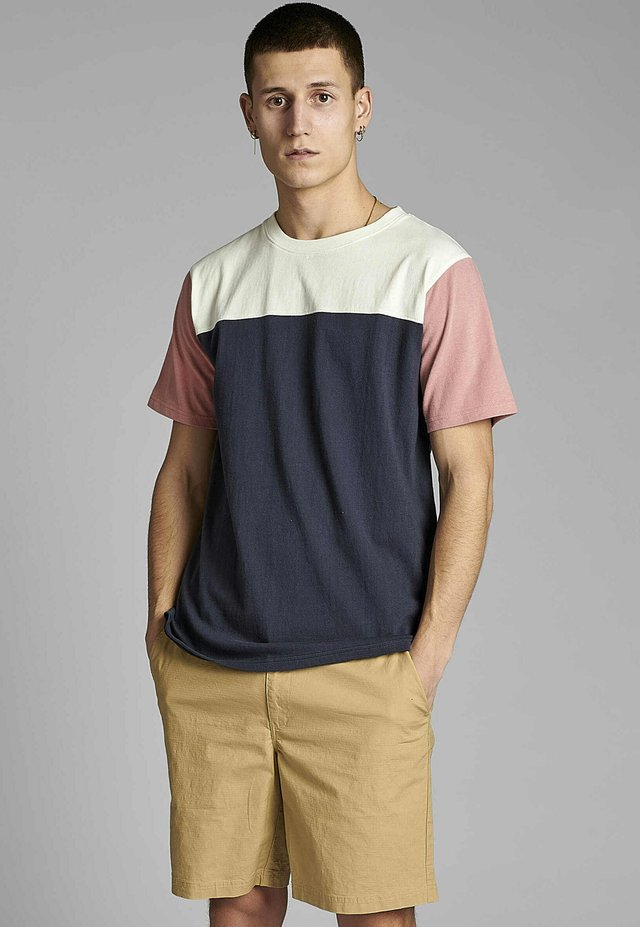AKROD  - T-shirt print - sky captain