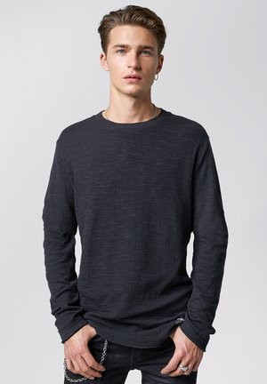 GARRET - Jumper - black