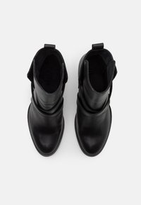 ZIGN Wide Fit - Korte laarzen - black - 5