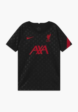 FC LIVERPOOL DRY - Equipación de clubes - black/gym red