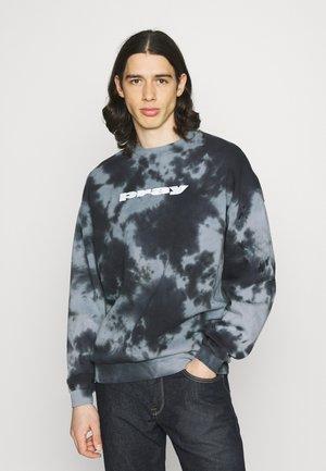 UNISEX CLASSIC SWEAT BLACK TIE DYE - Sweatshirt - black tie dye