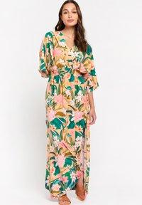 LolaLiza - TATIANA SILVA - Maxi dress - yellow - 1