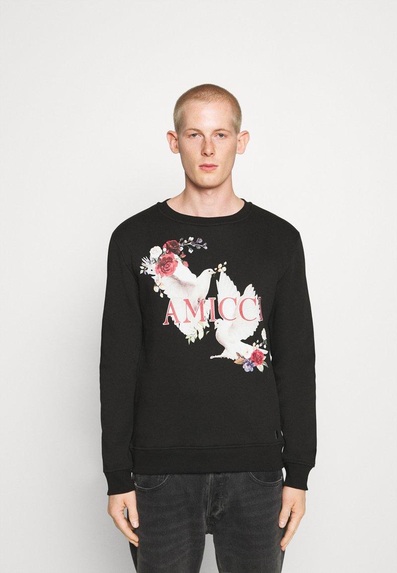 AMICCI - AGEROLA - Sweatshirt - black