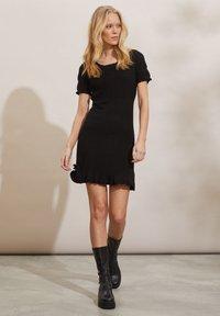 Odd Molly - LORI - Jumper dress - black - 3