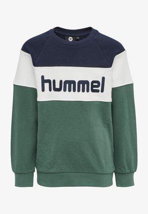 CLAES UNISEX - Sweatshirt - mallard green