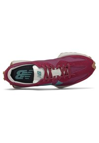 New Balance - 327 - Trainers - red - 1
