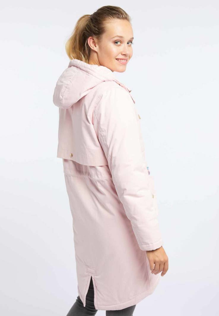 Factory Outlet Women's Clothing myMo Winter coat light pink OzM7hqxq8