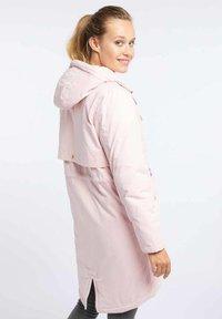 myMo - Winter coat - light pink - 2