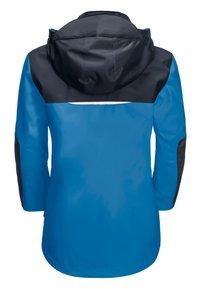 Jack Wolfskin - JASPER  - Waterproof jacket - sky blue - 2