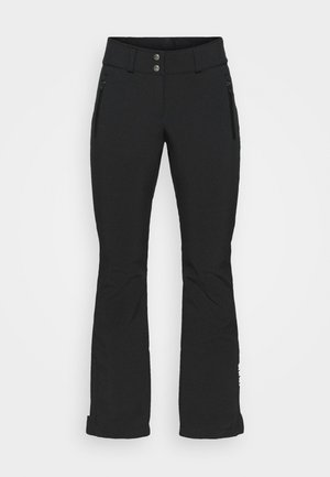 LADIES PANTS - Spodnie narciarskie - black