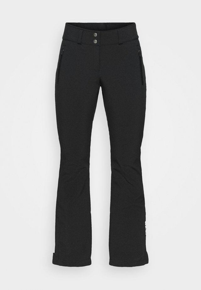 LADIES PANTS - Pantalon de ski - black