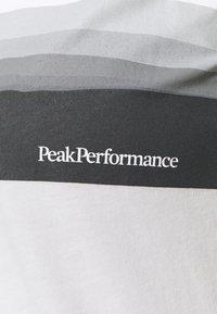 Peak Performance - EXPLORE HORIZON TEE - Print T-shirt - antarctica - 4