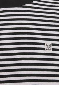 Obey Clothing - ICON FACE TEE - Pitkähihainen paita - black multi - 2