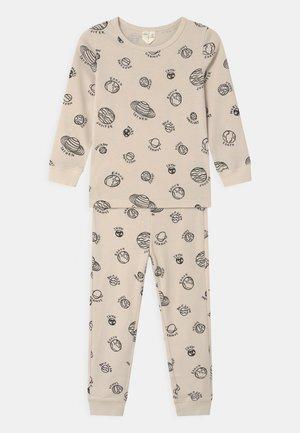 UNISEX - Pyjama set - beige