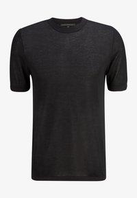 DRYKORN - Basic T-shirt - black - 0