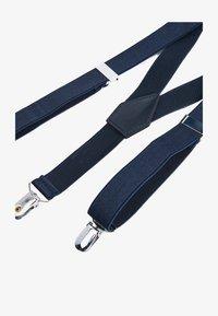 Next - NAVY BOYS BRACES - Belt - blue - 1