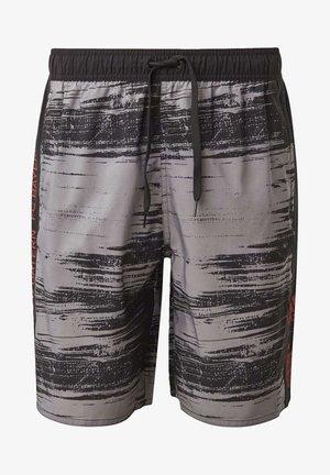 FC BAYERN MUNICH SWIM SHORTS - Swimming shorts - black