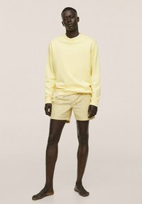 Mango - Swimming shorts - gelb - 1