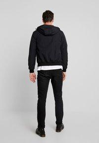 Tommy Jeans - JACKET - Light jacket - black - 2