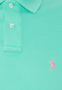 Polo Ralph Lauren - SHORT SLEEVE KNIT - Polo - sunset green - 6