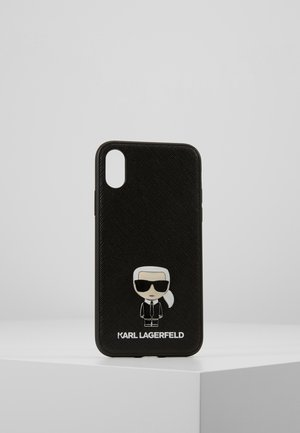 IKONIK PIN XS - Phone case - black