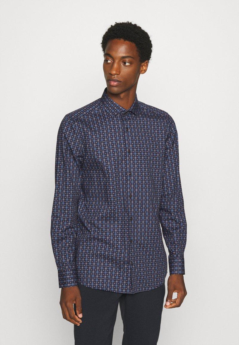 OLYMP Level Five - Level 5 - Koszula biznesowa - blue