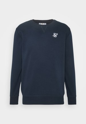 SIKSILK CREW - Sweatshirt - navy