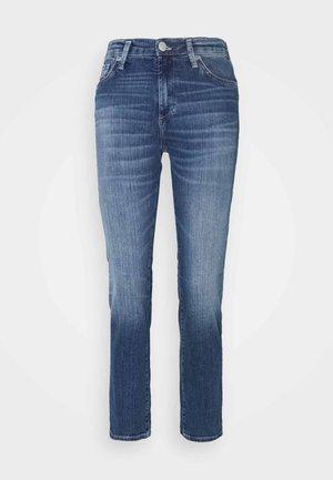 VINTAGE - Straight leg jeans - denim