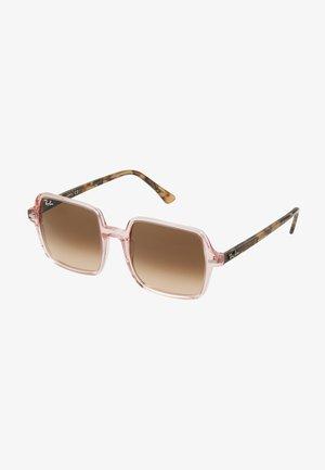 Sunglasses - pink/brown