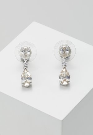 PALACE DROP - Boucles d'oreilles - white