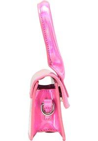 myMo ATHLSR - MINI-TASCHE - Handbag - pink holo - 3