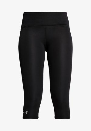 FLY FAST SPEED CAPRI - 3/4 sportsbukser - black