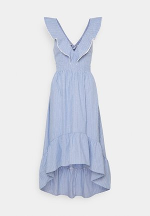 LADIES WOVEN DRESS - Vestido informal - light denim