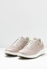 ECCO - SOFT 7 RUNNER - Sneakersy niskie - beige - 4