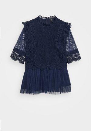 YASSOPHIA  - Bluse - navy blazer