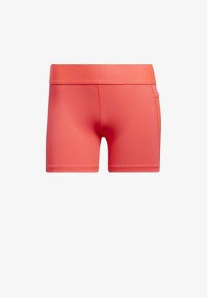 ALPHASKIN SHORT TIGHTS - Pantalón corto de deporte - pink