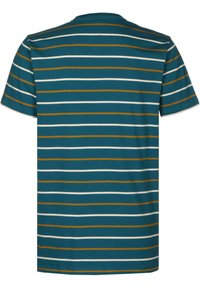 Vans - Print T-shirt - moroccan blue - 1
