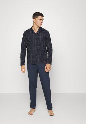 WOVEN - Pyžamo - dark blue