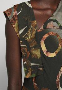 Vivienne Westwood - SLBROKEN MIRROR DRESS - Robe de soirée - multi-coloured - 7