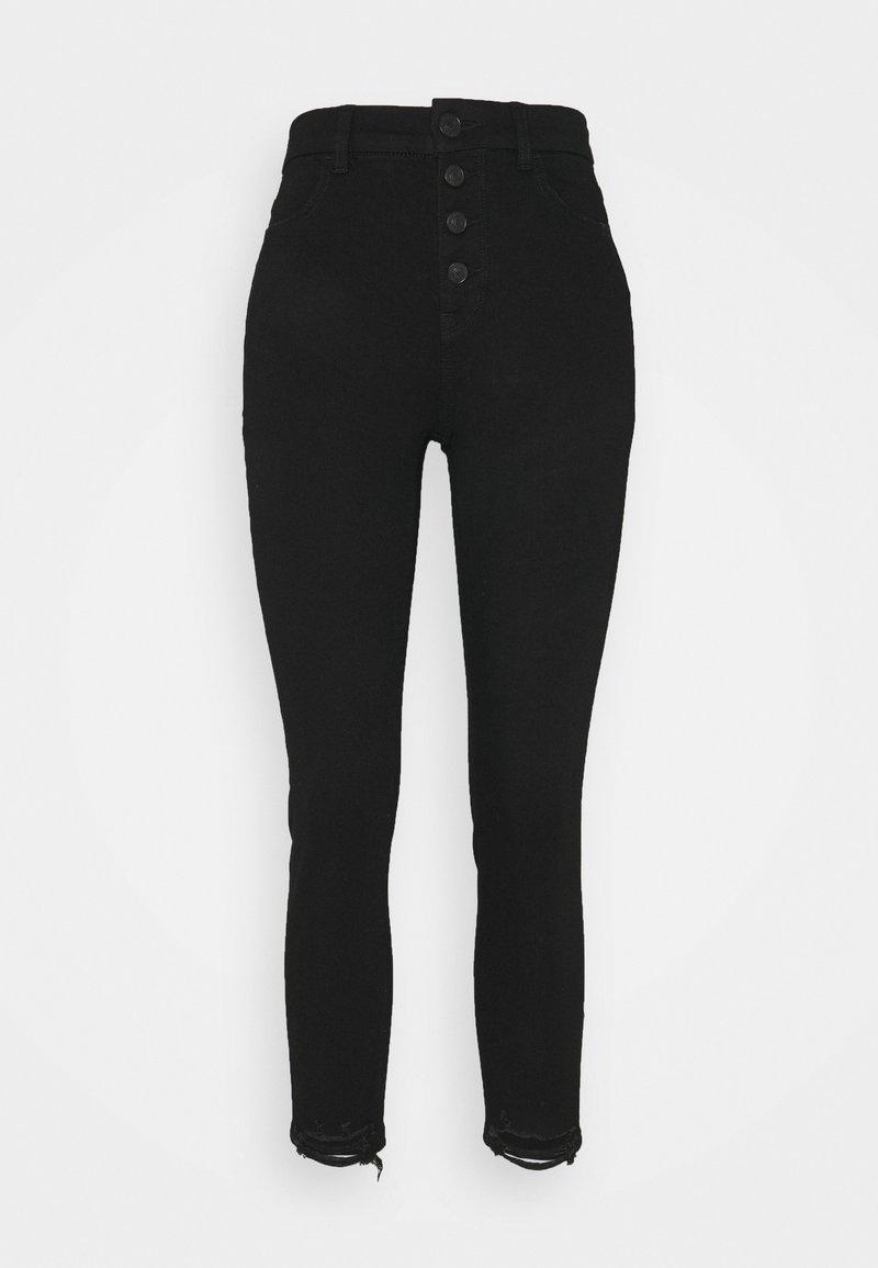 American Eagle - Jeans Skinny Fit - onyx black