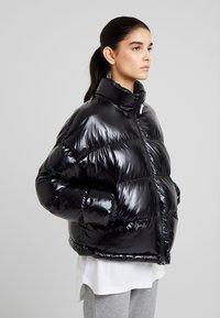 Napapijri - ART SHINY - Winter jacket - black - 0