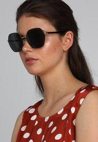 RALPH Ralph Lauren - Sunglasses - black/gold-coloured - 1