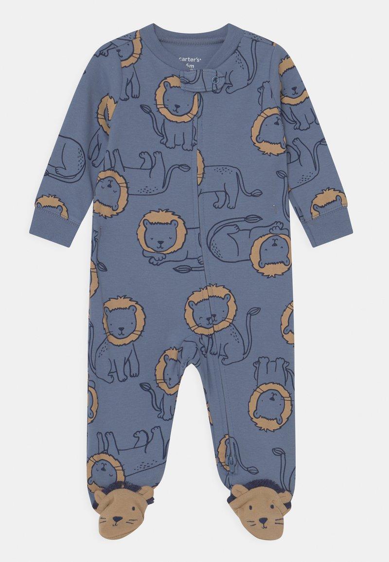 Carter's - INTLKSNP BLULION - Sleep suit - blue