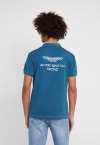 Hackett Aston Martin Racing - Polo - white/multi - 2