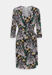 Diane von Furstenberg - NEW JULIAN TWO - Jerseyjurk - bali medium black - 5