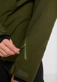 PYUA - VOID - Snowboard jacket - rifle green - 5