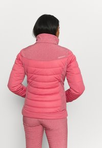 Brunotti - JACIANO WOMEN SNOWJACKET - Snowboard jacket - pink grape - 3