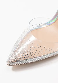 ALDO - ALDO x DISNEY - GLASSSLIPER - Decolleté - clear - 2
