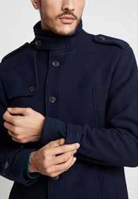 Selected Homme - SLHCOVENT COAT - Cappotto invernale - dark sapphire - 6