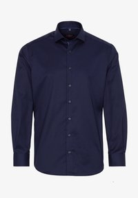 Eterna - MODERN FIT - Zakelijk overhemd - marine - 3
